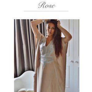 Dresses & Skirts - Kaftan farasha dress